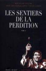 Les sentiers de la perdition T2 : Sur la route (0), comics chez Delcourt de Collins, Garcia-Lopez, Lieber