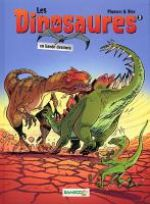 Les dinosaures T2, bd chez Bamboo de Plumeri, Bloz, Cosson