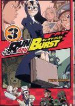 Run Day Burst T3, manga chez Ki-oon de Osada