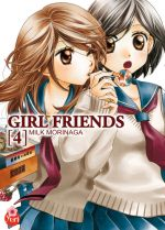 Girl friends T4, manga chez Taïfu comics de Morinaga