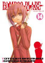 Bamboo blade T14, manga chez Ki-oon de Totsuka, Igarashi