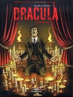 Dracula l'immortel T2, bd chez Casterman de Dufranne, Stocker, Kowalski, Svart
