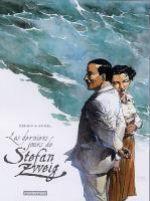 Les Derniers jours de Stefan Zweig, bd chez Casterman de Seksik, Sorel