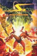 Project Superpowers T4 : Titans (0), comics chez Panini Comics de Ross, Krueger, Salazar, Nunes