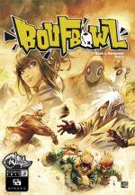 Boufbowl T3, comics chez Ankama de L'Hermenier, Grelin, Henrichon