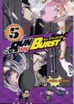 Run Day Burst T5, manga chez Ki-oon de Osada
