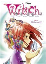 Witch – Saison 1, T1 : Halloween (0), bd chez Glénat de Canepa, Gnone, Artibani, Soffritti