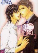 Pure Heart T3, manga chez Taïfu comics de Fujiyama