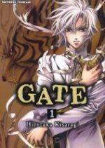 Gate T1, manga chez Tonkam de Kisaragi