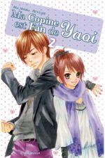 Ma copine est fan de yaoï  T2, manga chez Soleil de Pentabu, Shinba
