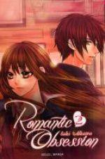 Romantic obsession T2, manga chez Soleil de Aikawa