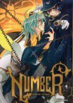 Number T4, manga chez Soleil de Tsubaki