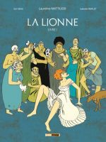 La Lionne T1, bd chez Treize étrange de Hess, Mattiussi