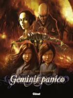 Geminis panico T1, bd chez Glénat de Cepo, Martinez
