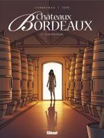 Châteaux Bordeaux T2 : L'œnologue (0), bd chez Glénat de Corbeyran, Espé, Fogolin