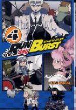 Run Day Burst T4, manga chez Ki-oon de Osada