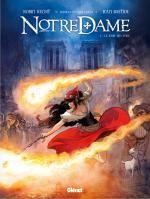 Notre Dame de Paris T1 : Le jour des fous (0), bd chez Glénat de Recht, Bastide