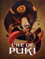 L'Île de Puki T2 : ... à la fin l'âme (0), bd chez Vents d'Ouest de Danjou, Djet, Maëllec