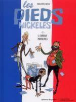 Les Pieds Nickelés T2 : Le candidat providentiel (0), bd chez Vents d'Ouest de Riche, Souchar