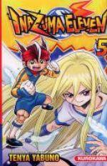 Inazuma eleven T5, manga chez Kurokawa de Yabuno