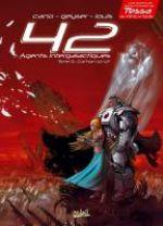 42 agents intergalactiques T5 : Cal'Han / Âmes Soeurs (0), bd chez Soleil de Cano, Geyser, Motteler