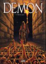 Démon T1 : Le Mal des esprits (0), bd chez Soleil de Nolane, Suro, Facio