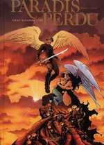 Paradis perdu T1 : Enfer (0), bd chez Soleil de Ange, Varanda, Lyse