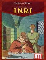 INRI T2 : La liste rouge (0), bd chez Glénat de Convard, Wachs, Falque, Paul