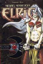Elric T1 : Naissance d'un sorcier (0), comics chez Soleil de Moorcock, Simonson, Oliff