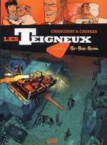 Les teigneux T4 : Be-Bop Boom (0), bd chez Soleil de Chanoinat, Castaza, Thomas