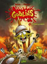 Goblins T5 : La fleur au canon (0), bd chez Soleil de Roulot, Martinage, Esteban