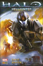 Halo T2 : Helljumper (0), comics chez Panini Comics de David, Nguyen