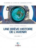Une brève histoire de l'avenir T3, bd chez Delcourt de Pécau, Damien, Fernandez