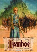 Ivanhoé T3 : Le Blasphème du templier (0), bd chez Delcourt de Yann, Sanchez