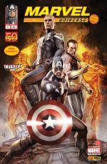 Marvel Universe - Hors Série T11 : Les Envahisseurs (0), comics chez Panini Comics de Gage, Ross, Reis, Andrade, Granov