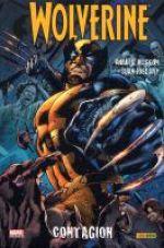 Wolverine - Le meilleur dans sa partie T1 : Contagion (0), comics chez Panini Comics de Huston, Juan Jose Ryp, Mossa, Hitch