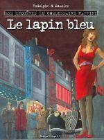Les Enquêtes du commissaire Raffini T9 : Le lapin bleu (0), bd chez Desinge&Hugo&Cie de Rodolphe, Maucler