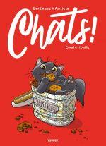 Chats T4 : Chats lalala (0), bd chez Hugo BD de Brrémaud, Antista, Giumento