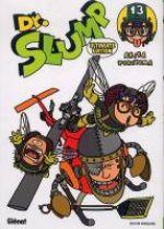 Dr Slump – Ultimate edition, T13, manga chez Glénat de Toriyama