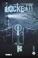 Locke & Key T3 : La couronne des ombres (0), comics chez Milady Graphics de Joe Hill, Rodriguez, Fotos