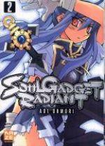 Soul Gadget Radiant T2, manga chez Kazé manga de Oomori