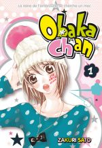 Obakachan T1, manga chez Tonkam de Sato