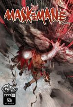 Maskemane T6, comics chez Ankama de Tot, Xzf, Vattani, Garofalo, Briclot