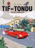 Tif et Tondu T11 : Sortilèges et Manipulations (0), bd chez Dupuis de Lapière, Desberg, Will, Léonardo
