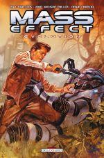 Mass Effect T1 : Evolution (0), comics chez Delcourt de Jackson Miller, Walters, Silva, Francia, Atiyeh, Carnevale