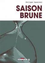 Saison brune, bd chez Delcourt de Squarzoni