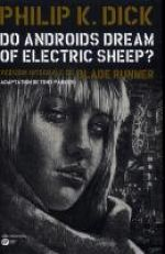 Do Androïds Dream of Electric Sheep ? T4, comics chez Emmanuel Proust Editions de K.Dick, Parker, Blond