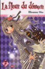 La fleur du démon T7, manga chez Panini Comics de Oto