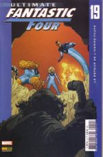 Ultimate Fantastic Four T19 : Le retour de l'Homme Taupe (0), comics chez Panini Comics de Carey, Irving, Immonen, Mounts