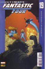 Ultimate Fantastic Four T19 : Le retour de l'Homme Taupe (0), comics chez Panini Comics de Carey, Irving, Immonen, Mounts
